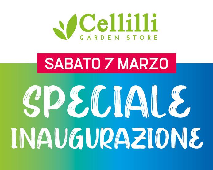 Inaugurazione Cellilli